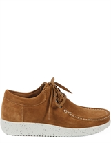 Nature Anna Suede Toffee